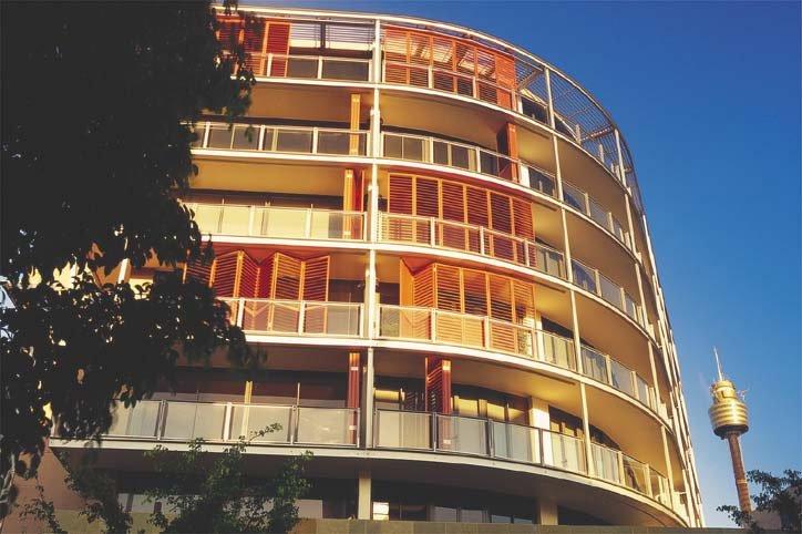 King Street Wharf Apartment