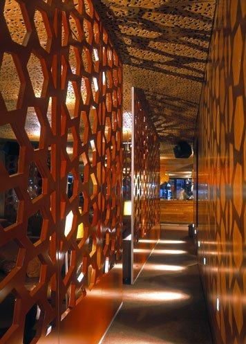 Entrance of the loft